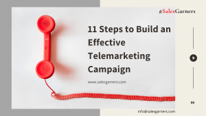 Read more about the article 11 Steps to Build an Effective Telemarketing Campaign
