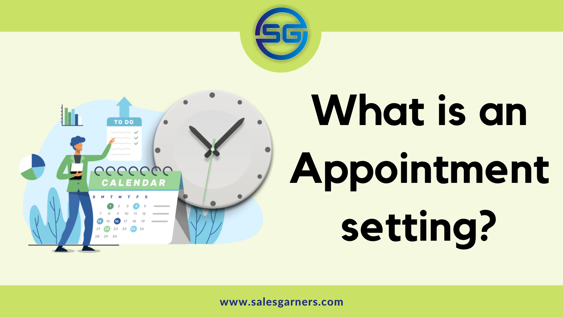 Read more about the article What is an Appointment setting?