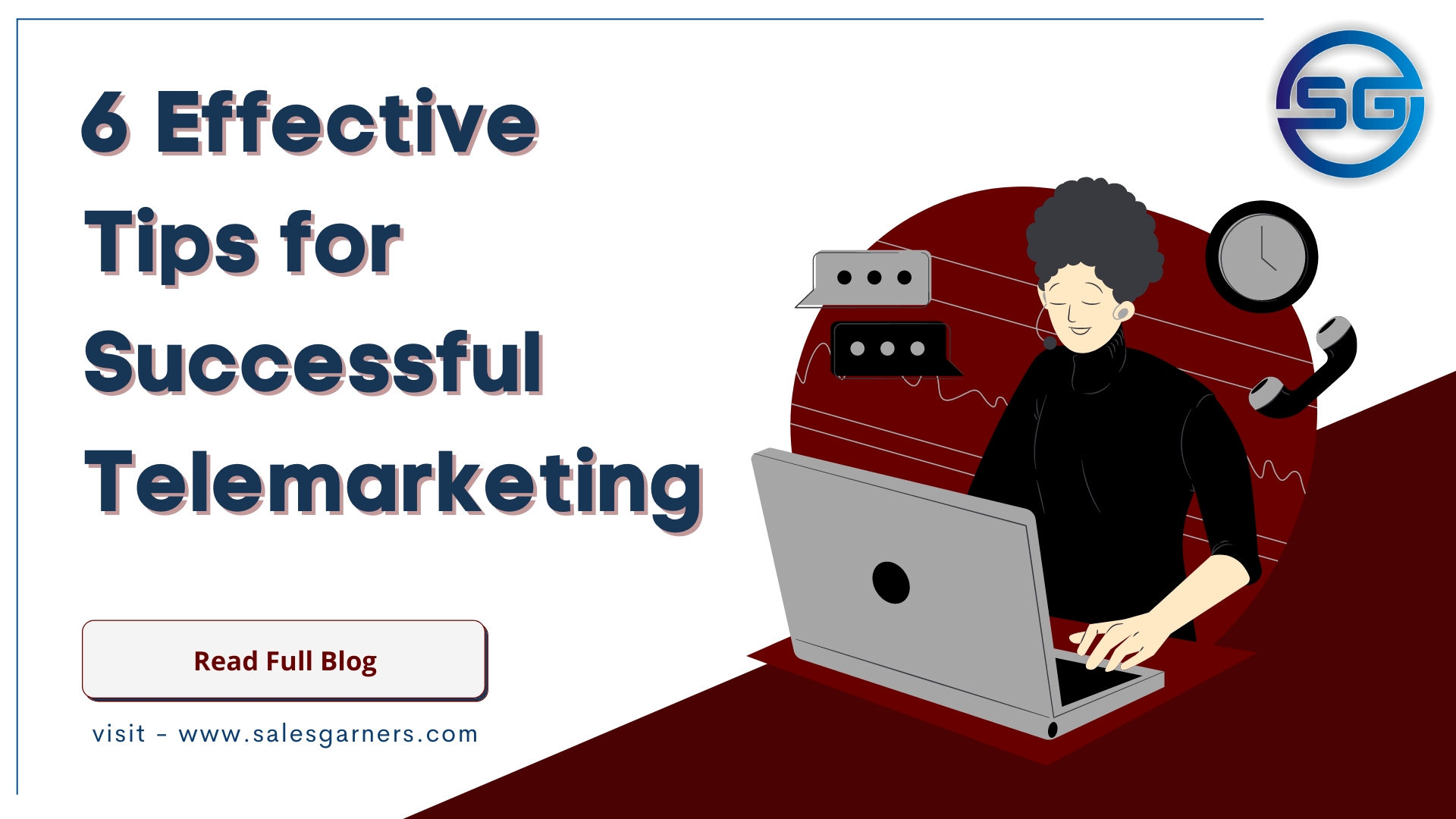 Read more about the article 6 Effective Tips for Successful Telemarketing